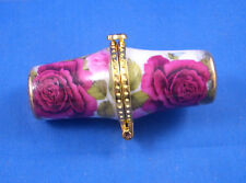 Birchcroft Needle Case -- Red Roses