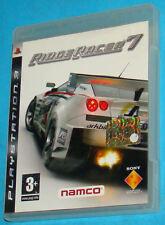 Ridge Racer 7 - Sony Playstation 3 PS3 - PAL