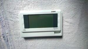 Clavier écran tactile alarme Mhouse MATS1