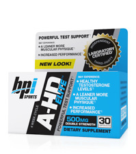Bpi Sports A-HD Elite Strong Test Booster Strength & Repair 30 Caps