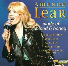 Amanda Lear made of Blood & Honey (#laserlight 21332)