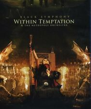 "WITHIN TEMPTATION ""BLACK SYMPHONY"" BLU RAY+DVD NEU"