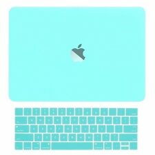 2in1 Hot Blue Matte Hard Case+Keyboard Skin for Macbook Pro 13 WITH Touch Bar