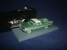 Chevrolet EI Camino 1959 Metallic Light Green NEO 44851 1/43