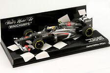 E. Gutierrez Sauber C32 #12 Showcar Formel 1 2013 1:43 Minichamps