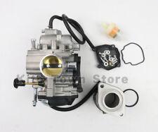Carburetor for Yamaha Wolverine 350 YFM350FX 1996-2005 Intake Manifold Boot Carb