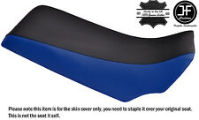 R BLUE & BLACK VINYL CUSTOM FITS YAMAHA YFZ 350 BANSHEE 87-06 SEAT COVER