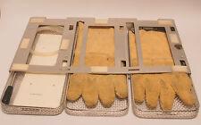 Zubehör Siebkorb Nr. 26230 aus VA Handschuhe, Kurbel Varioklav 25 Steribehälter