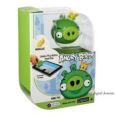 Mattel ANGRY BIRDS Apptivity APP Game - Green KING PIG - Works with iPad -SEALED