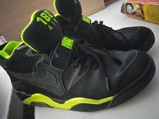 Nike Air Force 180 Day glow green Black size 11