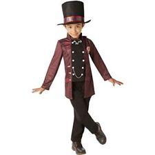 Costumi e travestimenti neri per carnevale e teatro per bambini e ragazzi Taglia 3-4 anni dalla Cina