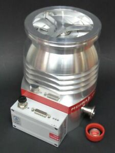 Pfeiffer Turbo Pump HiPace 300 Tested at final speed, incl. TC110 PM P03 990