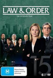 Law And Order : Season 15