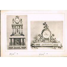 Catalogue Vente aux Enchères Tapisserie AUBUSSON GOBELINS & FLANDRES 13 Déc 1929