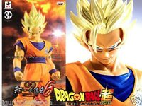 Dragon Ball DBZ Super Saiyan 2 SS2 Goku Banpresto SCultures Tenkaichi figure S