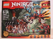 New Sealed LEGO Ninjago Dragon's Forge 70627 - fast shipping - insured