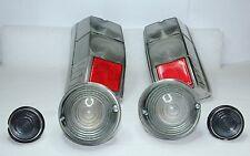 Classico FIAT 500 ABARTH Affumicato viene sospesa l'attività di lente e completare illuminazione KIT NUOVO DI ZECCA