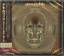AMORPHIS-QUEEN OF TIME-JAPAN CD F56