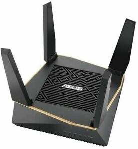 ASUS AX6100 WiFi 6 Gaming Router (RT-AX92U) - Tri-Band Gigabit Wireless Internet