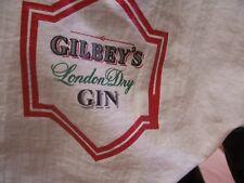 GILBERTS LONDON DRY GIN WIND BREAKER ADULT MEDIUM