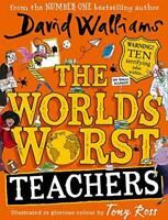 The World's Worst Teachers by David Walliams and Tony Ross New Hardcover Book