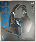 Logitech G635 981-000748 7.1 LIGHTSYNC Surround Sound Gaming Headset - Black