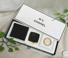 New unused CHANEL No5 Prest Perfume Compact Set
