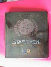 30 Years of Star Trek  Phase One Factory Binder with Base set and Chase Sets