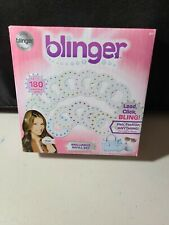 Blinger 180 adhesive gems, kids craft set, sealed