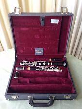 Herbert Wurlitzer - Reform Boehm Clarinet 185 in A