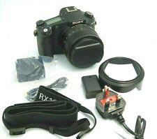 SONY Cyber-shot DSC-RX10 II 20.2MP High Performance Bridge Camera - Black