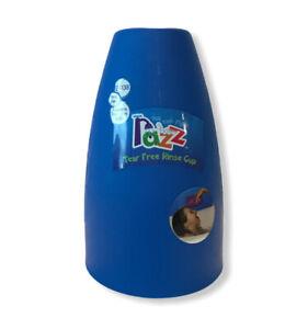 RAZZ Tear Free Soft Rinse Cup Tub Time Baby Toddler Kid Bath BPA Free