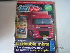 **a France Routes n°187 Le DAF XF 95-430 / Usine assemblage Mercedes à Wörth
