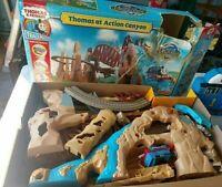 """Thomas The Train Trackmaster  """"THOMAS AT ACTION CANYON"""" Set  #64061"""