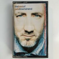 Pete Townshend The Best of (Cassette)