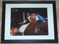 VERY RARE! Al Pacino SCARFACE Signed Autographed 11x14 Photo GA GV GAI COA!