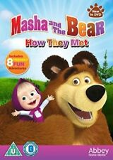 Masha and The Bear How They MET 5012106939011 DVD Region 2