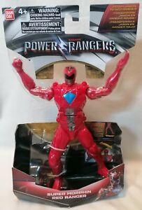 "POWER RANGERS - *New* Mighty Morphin Movie 8"" Jason To Red Ranger Figure 2017"