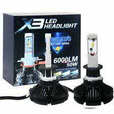 LAMPADE H1 LED Zes X3 Chip 2° Gen 6000 LM 50W CANBUS 6500K IP67 Xenon