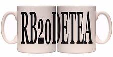 RB20DETEA 11oz Mug , RB20DET Nissan Skyline R32 R33 200sx funny gift drift JDM