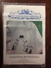 The Vanessa-Ann Collection - Carrot Nose the Snowman  1993
