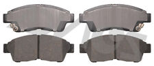 Disc Brake Pad Set-Ultra-premium Oe Replacement Front ADVICS AD0562