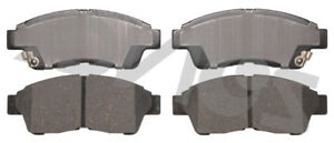 Disc Brake Pad Set-ST Front ADVICS AD0562