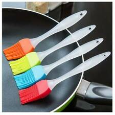 Silicone Baking Bakeware Pastry Bread Oil Cream BBQ Basting Brush Kitchen Tackle