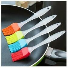 Silicone Baking Bakeware Pastry Bread Oil Cream BBQ Basting Brush Kitchen Tool