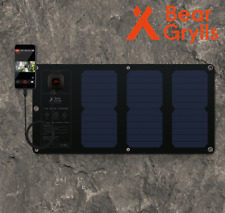 Bear Grylls 21W Solar Mat Mobile Phone Tablet USB Device Portable Charger