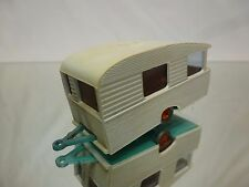 MAJORETTE 15 STERCKEMAN CARAVAN LOVELY - 1:60? - GOOD CONDITION
