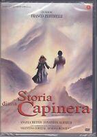 Dvd  STORIA DI UNA CAPINERA di Franco Zeffirelli nuovo 1993