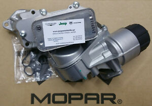 Jeep Grand Cherokee WK 3,0L CRD 2011 and after Oil Cooler Mopar 68211440AA