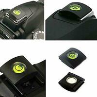 10Pcs Hot Shoe Cover Cap Bubble Spirit Level For Canon Nikon Camera Pen K0W1